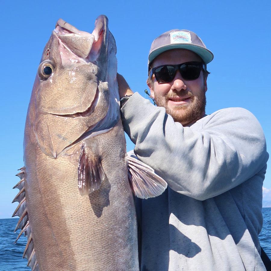 Black Pearl Fishing Charters New Zealand Hapuna